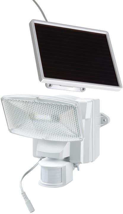 LED d'éclairage extérieur solaire SO L 80 plus gris-blanc avec détecteur de mouvement. Pour une utilisation en plein air, IP 44. Brennenstuhl 613147500000 Photo no. 1
