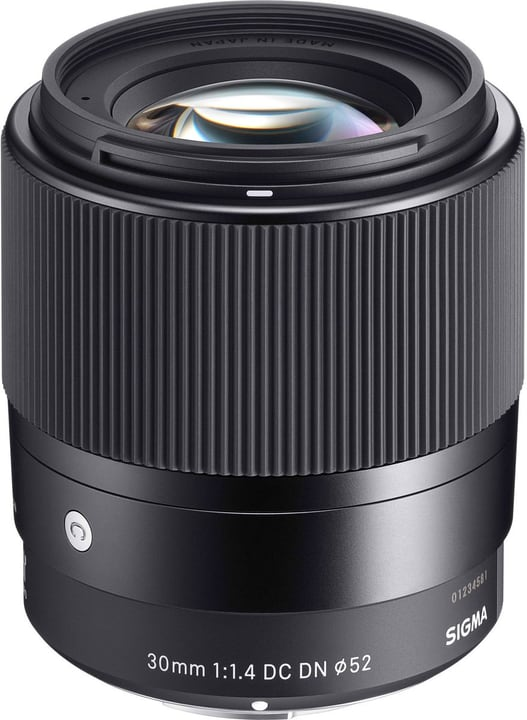 30mm F1,4 DC DN Contemporary (Sony-E) Objectif Sigma 793434100000 Photo no. 1