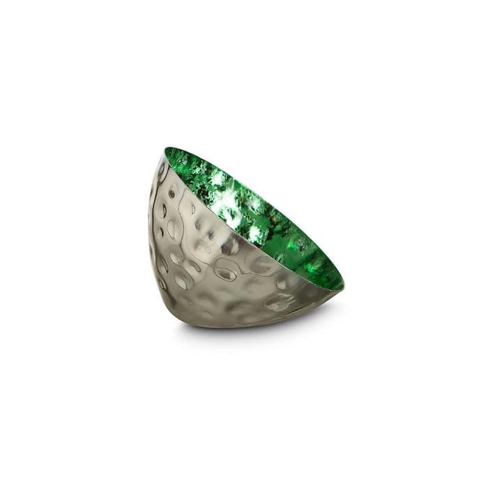SWIN Teelichthalter 390139300000 Grösse B: 8.0 cm x T: 8.0 cm x H: 5.0 cm Farbe Grün Bild Nr. 1