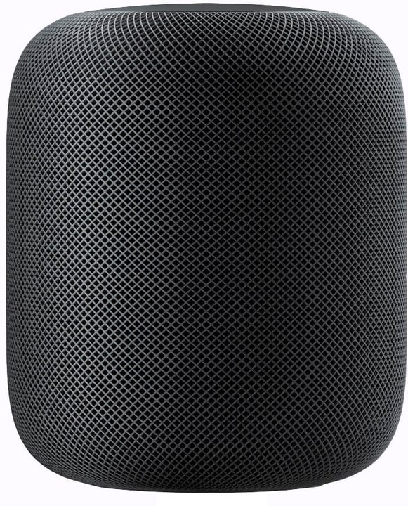 HomePod - Spacegray (D-Version) Smart Lautsprecher Apple 772827300000 Bild Nr. 1