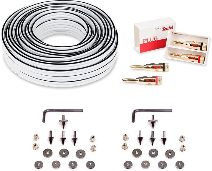 "2.0 Stereo-Kabel-Set ""Performance"" Set-Câble Teufel 785300152150 Photo no. 1"