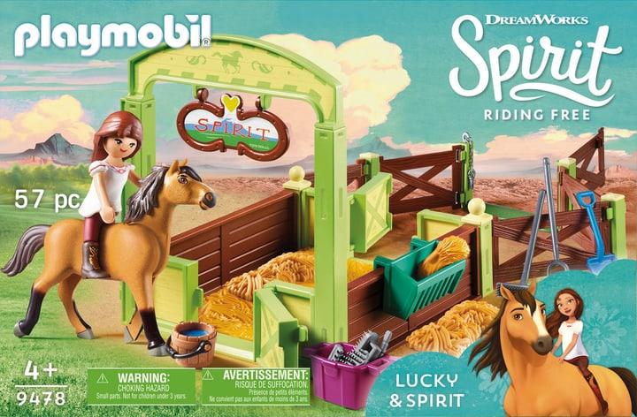 Playmobil 9478 Lucky & Spirit 748004400000 Photo no. 1