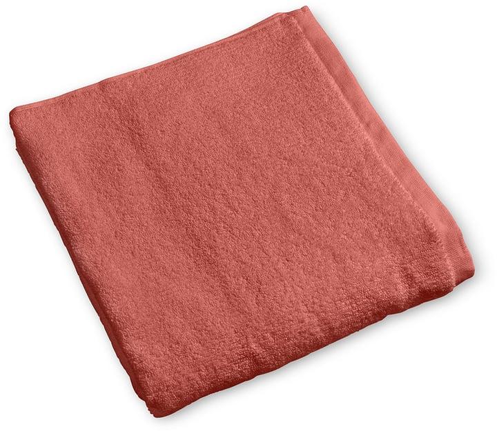 EVITA Linge de dou 450861120531 Couleur corail Dimensions L: 70.0 cm x H: 140.0 cm Photo no. 1