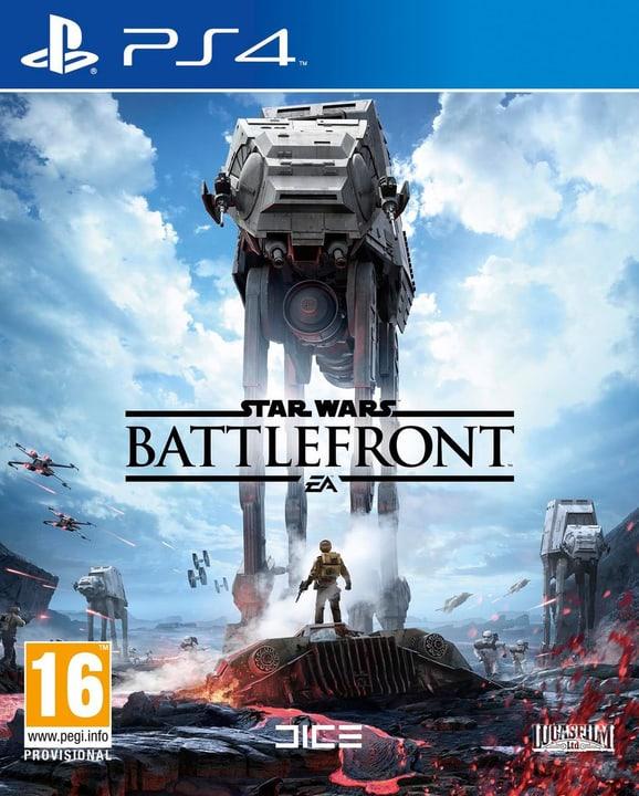 PS4 - Star Wars: Battlefront Box 785300119825 N. figura 1