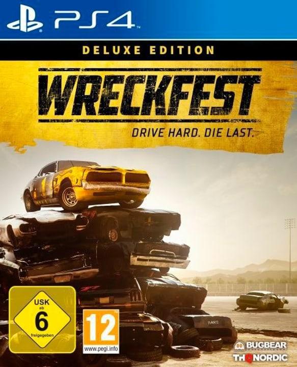 PS4 - Wreckfest - Deluxe Edition Box 785300145979 Sprache Französisch, Italienisch Plattform Sony PlayStation 4 Bild Nr. 1