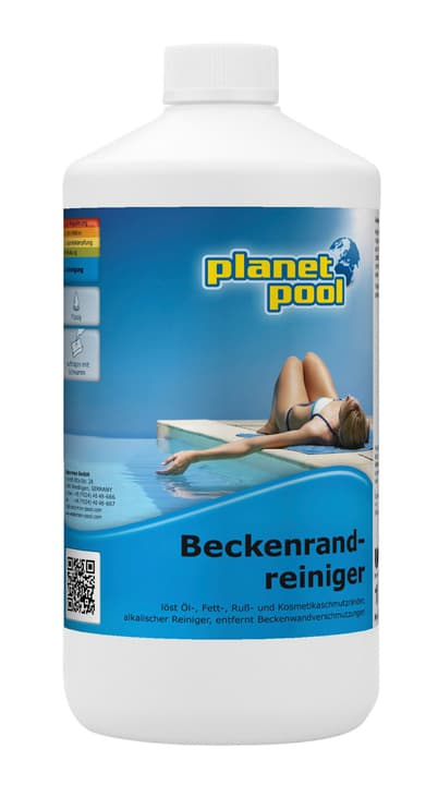 Pulizia bordi - sgrassante Planet Pool 647006100000 N. figura 1