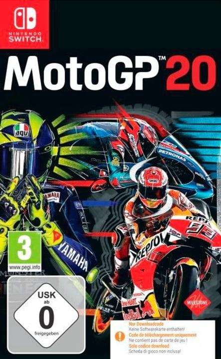 MotoGP 20 (D/F/I) Box 785300151334 Bild Nr. 1