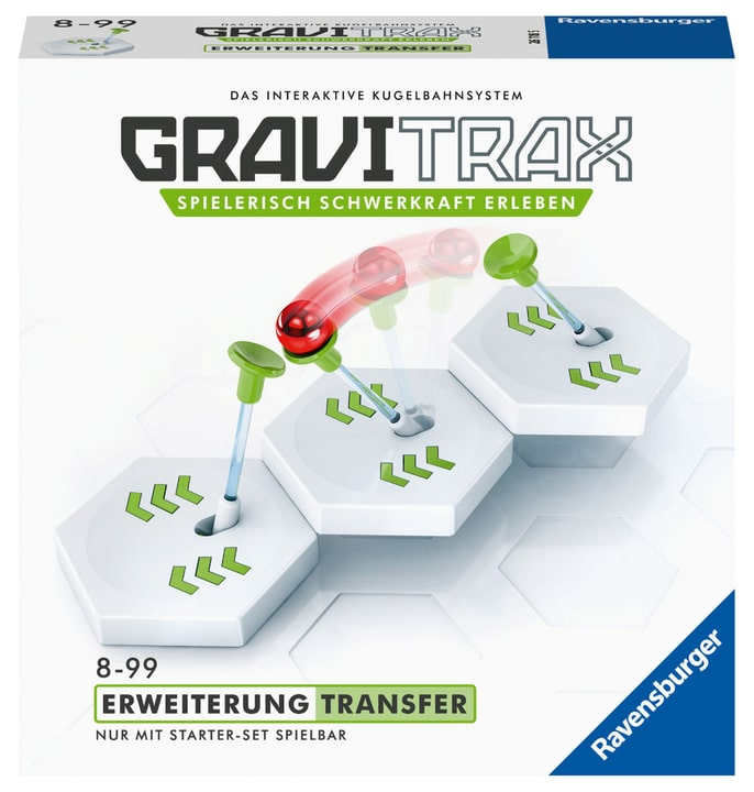 GraviTrax Transfer 748979800000 Photo no. 1