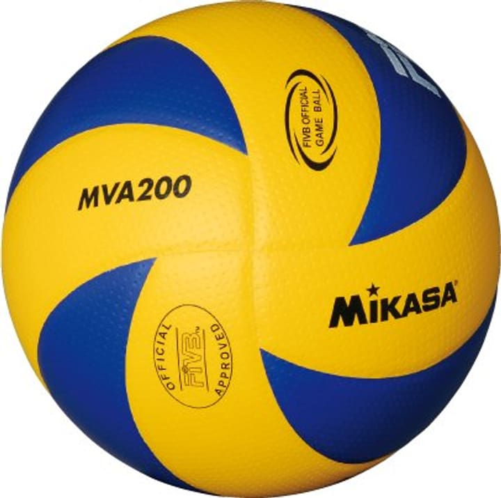 MVA200 Ballon de volley-ball Mikasa 472239500593 Taille / Couleur 5 - multicolore Photo no. 1