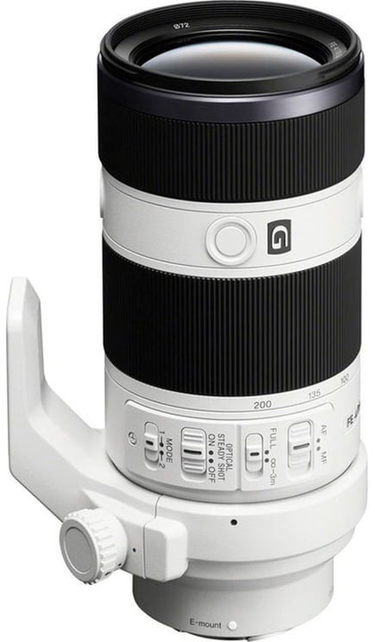 FE 70-200mm F/4.0 G OSS E-Mount Objektiv Objektiv Sony 785300125923 Bild Nr. 1