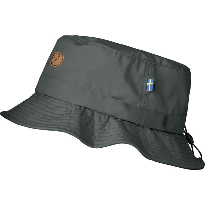 Travellers Hat Cappello unisex Fjällräven 465766100583 Colore grigio scuro Taglie L N. figura 1