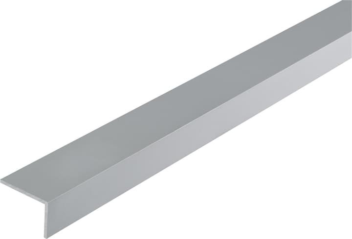 Winkel-Profil ungleichschenklig 2 x 30 x 20 mm silberfarben 1 m alfer 605108100000 Bild Nr. 1