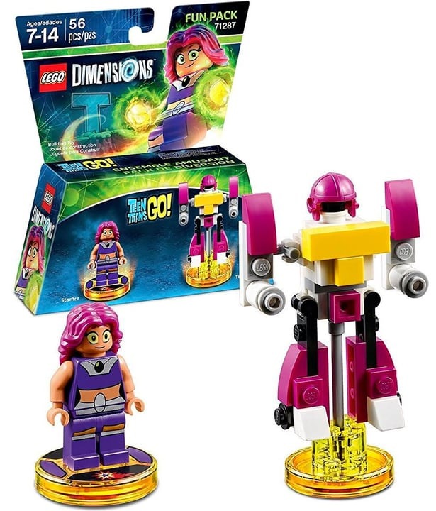 LEGO Dimensions Fun Pack - Teen Titans Go 785300128201 Photo no. 1