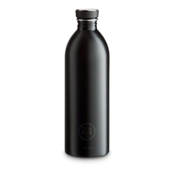 URBAN Bouteille 1.0 lt. noir 24 Bottles 393166200000 Photo no. 1