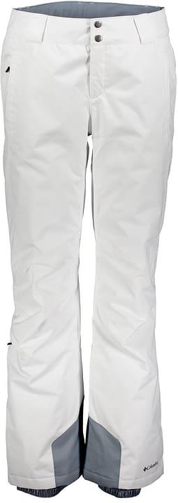 Bugaboo OH Pant Pantalone da sci da donna Columbia 462542200510 Colore bianco Taglie L N. figura 1