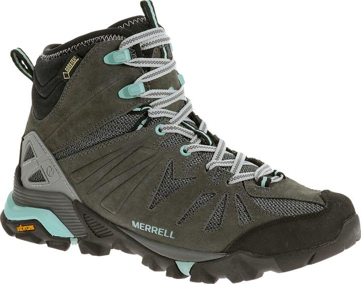 Capra Mid GTX Chaussures de randonnée pour femme Merrell 465501838080 Couleur gris Taille 38 Photo no. 1