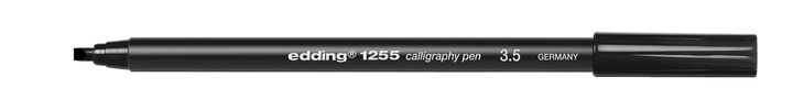 edding marcatore 1255 Edding 665510000060 Colore Nero Contenuto Durchmesser 3.5 N. figura 1
