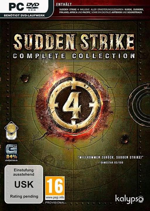 PC - Sudden Strike 4 - Complete Collection D Box 785300143099 Photo no. 1