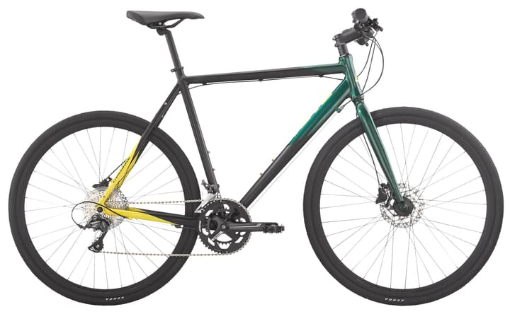 Roadfire Citybike Crosswave 464810305420 Rahmengrösse 54 Farbe schwarz Bild Nr. 1