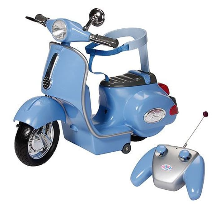 W9 BABY BORN BOY CITY SCOOTER BLAU Baby Born 74640980000009 Bild Nr. 1