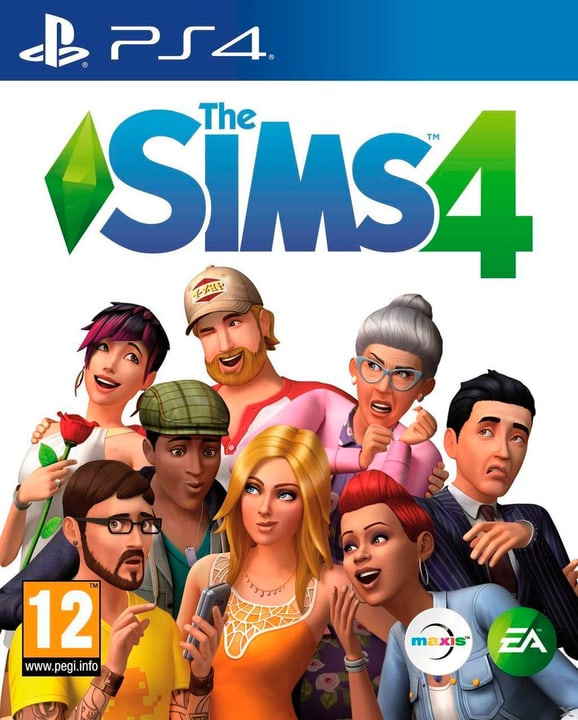 PS4 - The Sims 4 Physique (Box) 785300130429 Photo no. 1