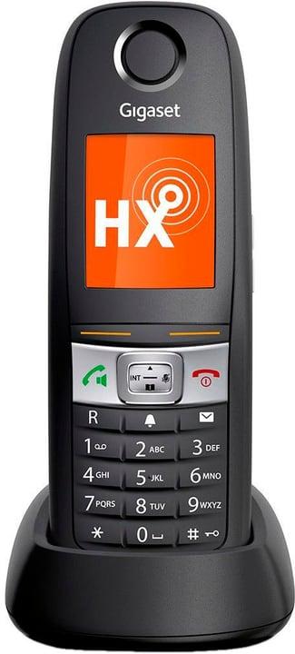 E630HX CAT-iq noir Téléphone fixe 785300123498 Photo no. 1