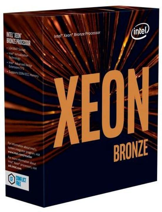 Xeon Bronze 3106 1.7 GHz Prozessor Intel 785300145557 Bild Nr. 1