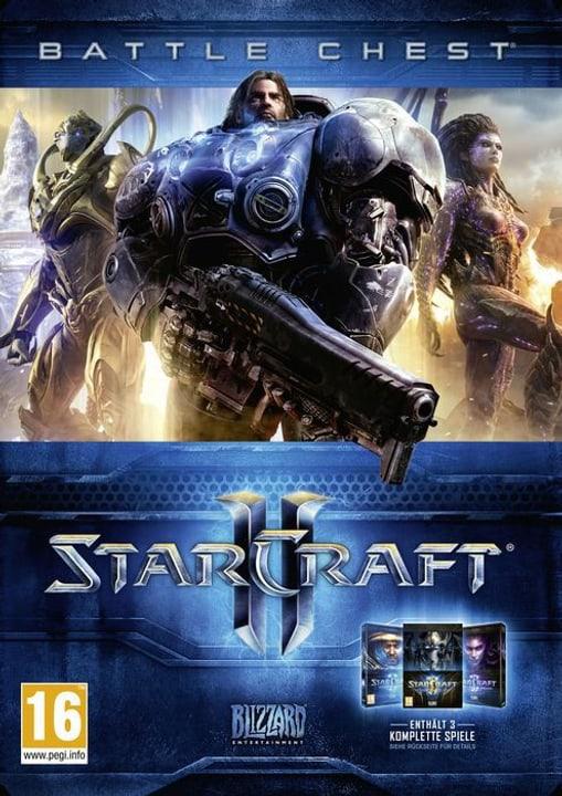 PC - Starcraft II Battlechest 2.0 (D) Physisch (Box) 785300135126 Bild Nr. 1