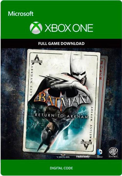 Xbox One - Batman: Return to Arkham Digital (ESD) 785300137281 N. figura 1