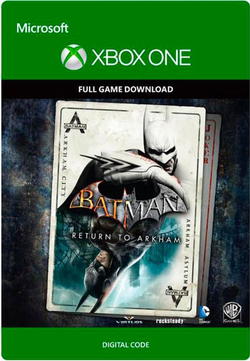 Xbox One - Batman: Return to Arkham Download (ESD) 785300137281 Bild Nr. 1
