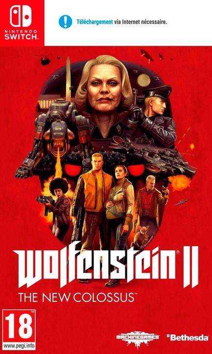 Switch - Wolfenstein II: The New Colossus (F) Box 785300135390 Bild Nr. 1