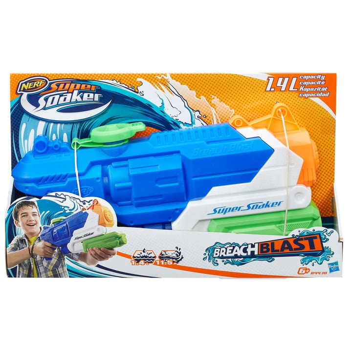 Super Soaker Breach Blast 743327800000 Photo no. 1