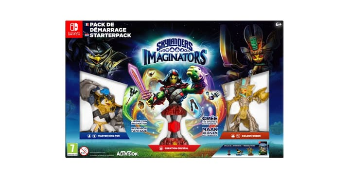 Switch - Skylanders Imaginators Starter Pack 785300121682 Photo no. 1