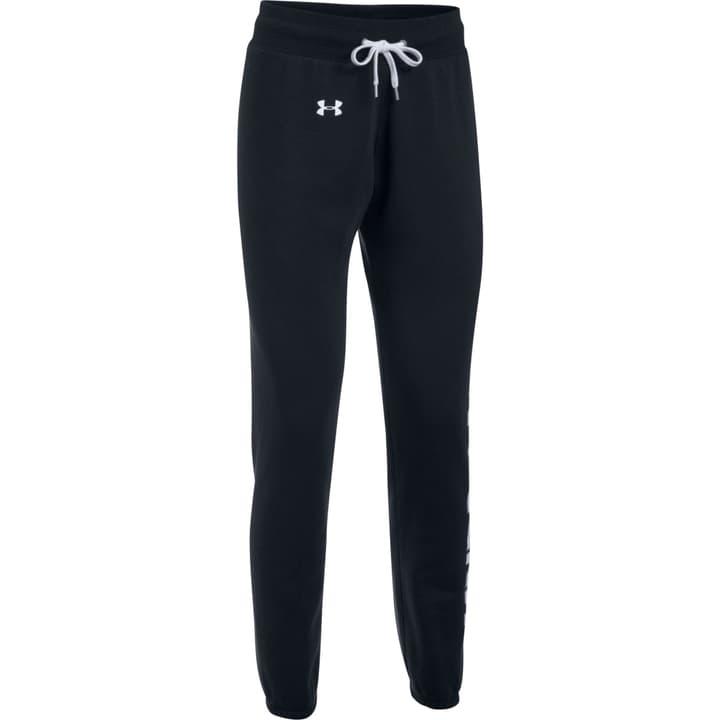 Favorite Fleece Pant Pantalon pour femme Under Armour 460997300320 Couleur noir Taille S Photo no. 1