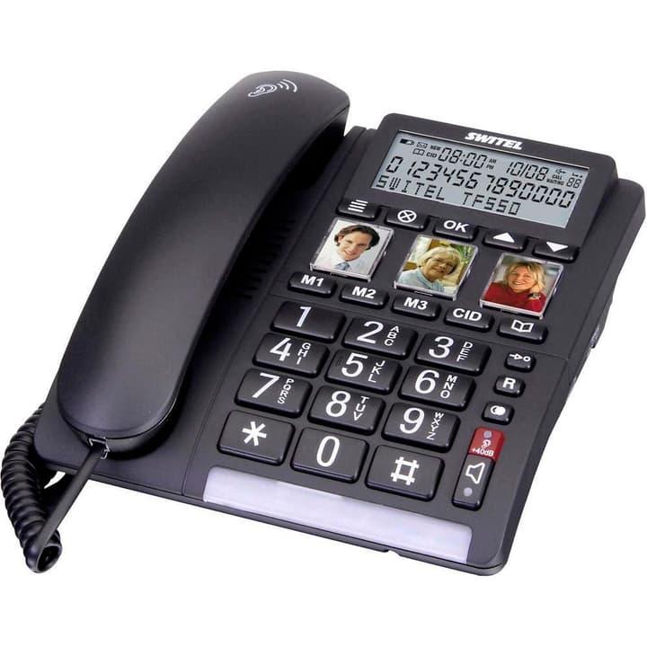 TF550 Téléphone confort Switel 785300126775 Photo no. 1