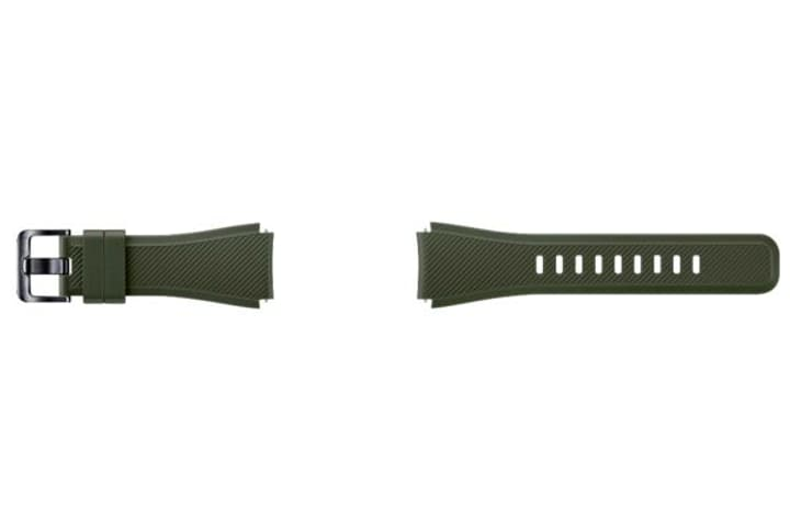 Gear S3 Active Silicone Band khaki Samsung 798082200000 Photo no. 1