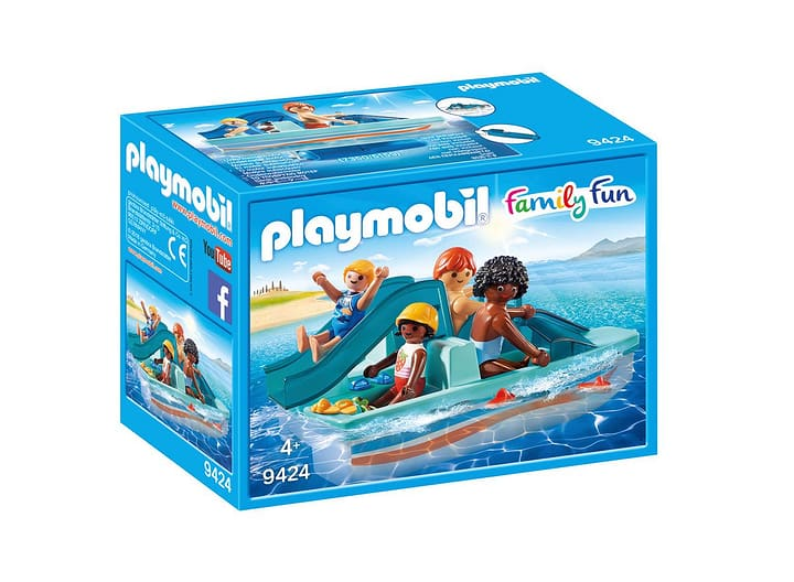 Playmobil 9424 Pédalo 746097200000 Photo no. 1