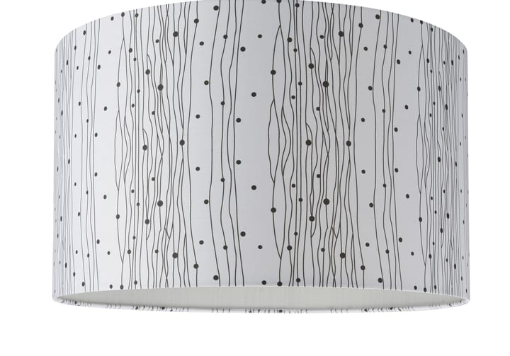 BLING 50 Lampenschirm 50cm 420183205092 Grösse H: 30.0 cm x D: 50.0 cm Farbe Weiss Bild Nr. 1