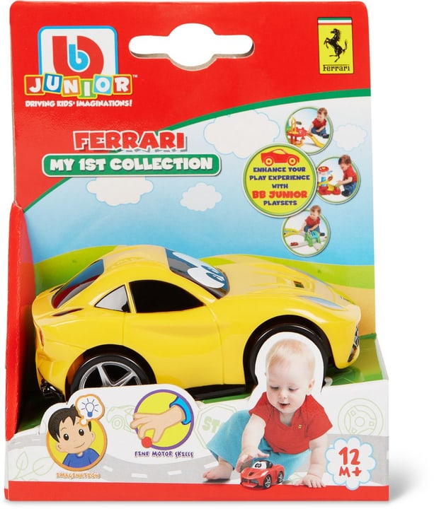 Burago Junior Ferrari 747329300000 Photo no. 1