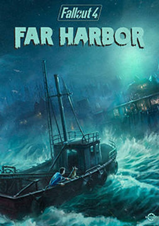 PC - Fallout 4 - Far Harbor Digitale (ESD) 785300133512 N. figura 1