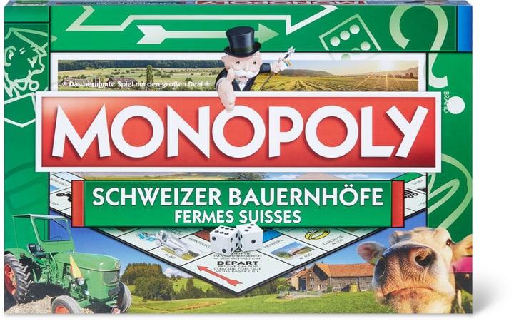 Monopoly Bauernhöfe der Schweiz 746995900000 Photo no. 1