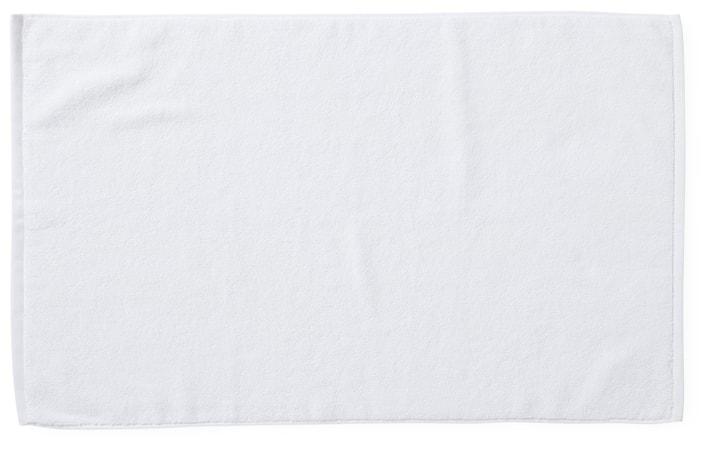 RACIO Tapis en tissu éponge 450859453010 Couleur Blanc Dimensions L: 50.0 cm x H: 80.0 cm Photo no. 1