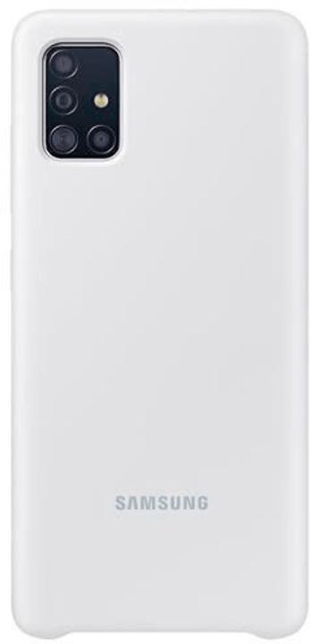 Silicone Cover white Coque Samsung 798653300000 Photo no. 1
