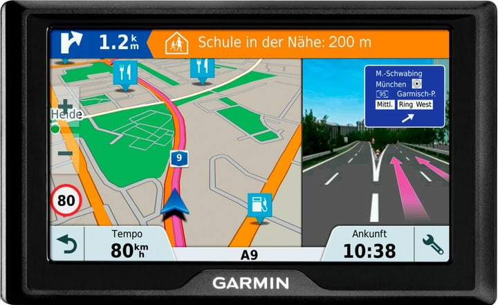 Drive™ 61 LMT-S EU schwarz Navigationsgerät Garmin 785300141711 Bild Nr. 1