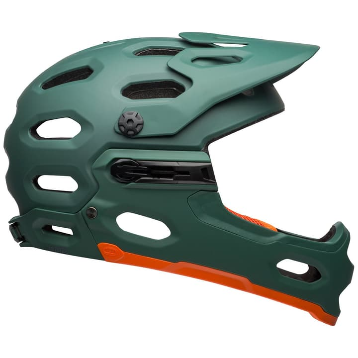 Super 3R MIPS Helmet casque de vélo Bell 461881655050 Couleur jaune Taille 55-58 Photo no. 1