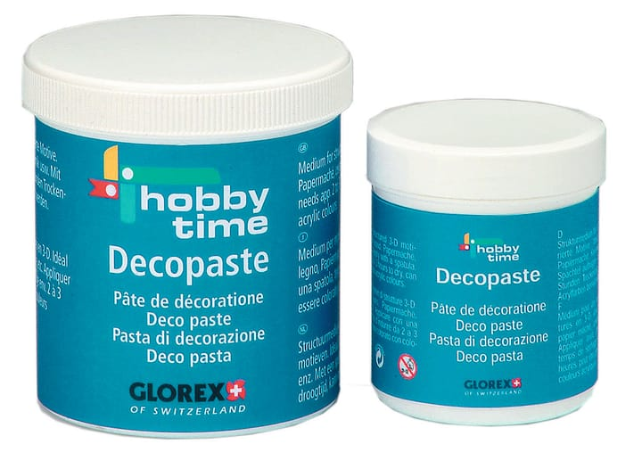 Decopaste 200ml Glorex Hobby Time 665255300000 Photo no. 1