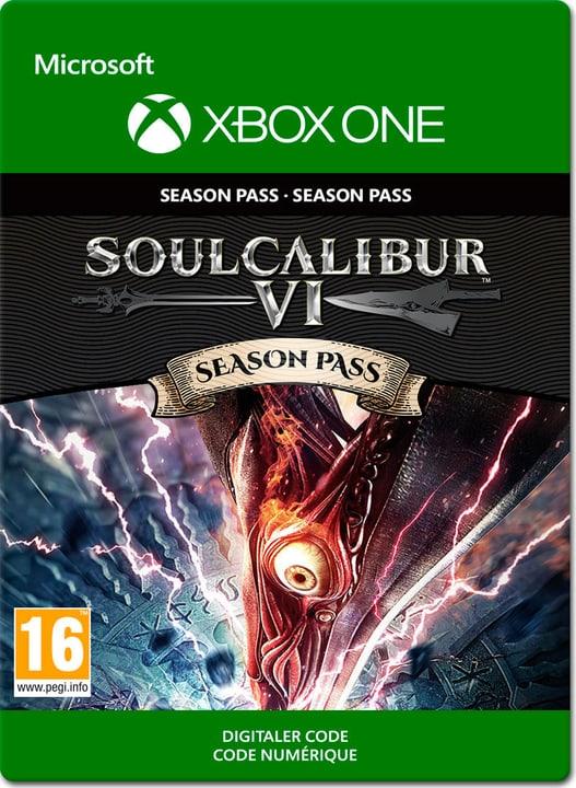 Xbox One - Soul Calibur VI - Season Pass Download (ESD) 785300141698 Bild Nr. 1