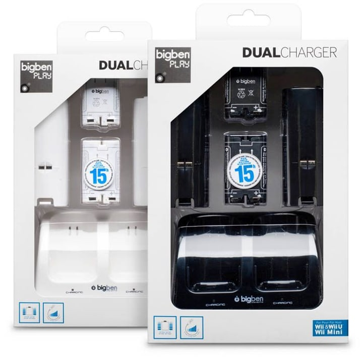 Dual Charger - assorted Bigben 785300131523 N. figura 1