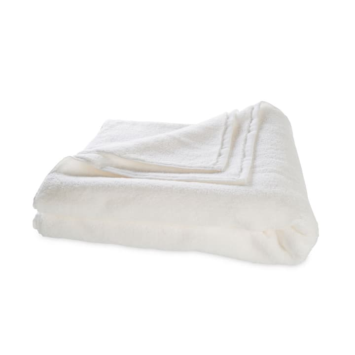 SOFT COTTON Linge de bain 374043000000 Dimensions L: 90.0 cm x P: 160.0 cm Couleur Blanc Photo no. 1