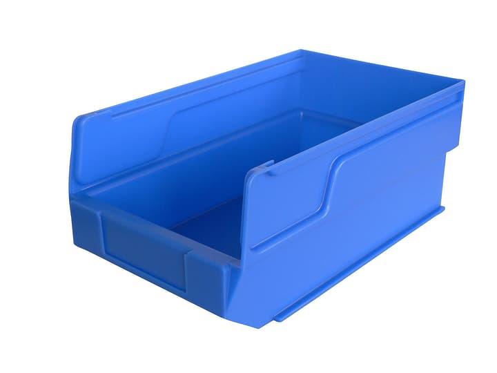 SILAFIX Sichtlagerkasten utz 603327100000 Farbe Blau Grösse L: 350.0 mm x B: 210.0 mm x H: 145.0 mm Bild Nr. 1